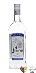 "El Jimador "" Blanco "" 100% of Blue agave Mexican tequila 38% vol.    1.00 l"