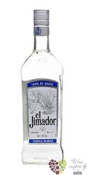 "El Jimador "" Blanco "" 100% of Blue agave Mexican tequila 38% vol.  0.70 l"