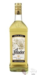"El Jimador "" Reposado "" 100% of Blue agave Mexican tequila 38% vol.    1.00 l"