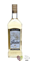 "El Jimador "" Reposado "" 100% of Blue agave Mexican tequila 38% vol.    0.70 l"