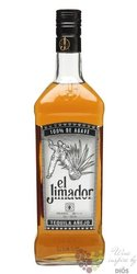 "El Jimador "" Aňejo ´´ 100% of Blue agave Mexican tequila 38% vol.    0.70 l"