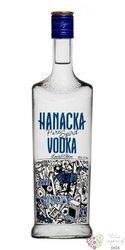 Hanácká vodka Starorežná Prostějov 37.5% vol.    1.00 l