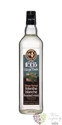 "1883 de Philibert Routin "" Mojito "" French flavoured coctail sirup 00% vol.  1.00 l"