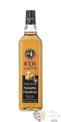 "1883 de Philibert Routin "" Hazelnut Noisette "" French flavoured coctail sirup  1.00 l"