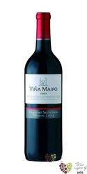 Cabernet Sauvignon & Merlot 2012 Central valley viňa Maipo  0.75 l