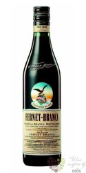 "Branca "" Fernet Original "" herbal liqueur by Fratelli Branca 39% vol. 20x0.02 l"
