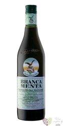"""Branca """" Menta """" original herbal liqueur by Fratelli Branca 28% vol. 0.50 l"""