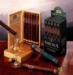 """Grappa """" Cigar """" Sibona Antica Distilleria 40% vol. 0.04 l"""