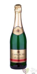 "Carl Jung "" Mousseux "" German non alcoholic sparkling wine 00% vol.   0.75 l"