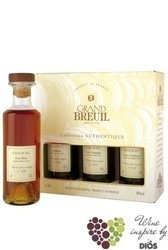 "Grand Breuil "" Borderies "" Cognac Aoc by Tessendier & Fils 42% vol.    0.20 l"