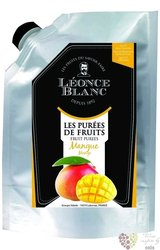 Mango French fruits purée Léonce Blanc 1kg