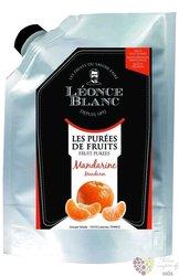 Mandarinky French mandarines purée Léonce Blanc 1kg