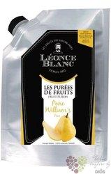 Hrušky French pears purée Léonce Blanc 1kg