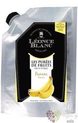 Banány French bananes purée Léonce Blanc 1kg