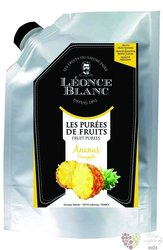 Ananas French pineapples purée Léonce Blanc 1kg