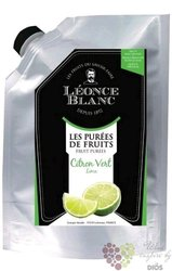 Limetky French limes purée Léonce Blanc 1kg