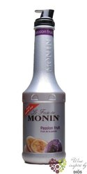 "Monin purée "" Passion fruit "" French fruits pap extract 00% vol.   1.00 l"