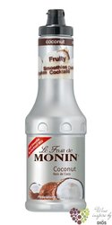 "Monin purée "" Cocos "" French fruits pap extract 00% vol.   1.00 l"