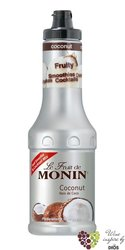 "Monin purée "" Cocos "" French fruits pap extract 00% vol.   0.50 l"