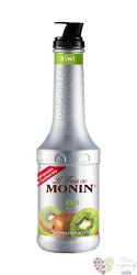 "Monin purée "" Kiwi "" French fruits pap extract 00% vol.   1.00 l"