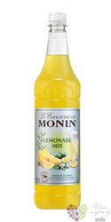 "Monin concentrate "" Lemonade Mix  "" French lemon juice 00% vol.   1.00 l"
