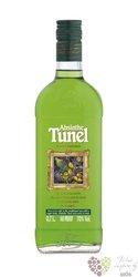 """Tunel """" Green """" premium Spanish absinth 70% vol.    0.04 l"""