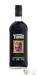 "Tunel "" Black "" 2 glass pack premium Spanish absinth 70% vol.    0.35 l"