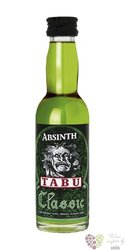 "Tabu "" Classic "" German absinth 55% vol.   0.04 l"