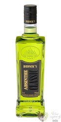 Rodnik´s premium Spanish Absinth 70% vol.   0.70 l