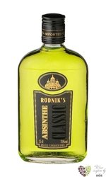 Rodnik´s premium Spanish Absinth 70% vol.   0.35 l
