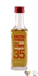 35 Czech absinth by L´or special drinks 70% vol.    0.05 l