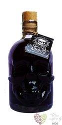 "Suicide "" Black "" Czech absinth by Hill´s distillery 70% vol.    0.50 l"