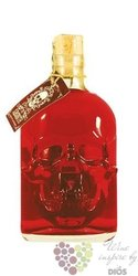 """Suicide """" Red """" Czech absinth by Hill´s distillery 70% vol.  0.50 l"""