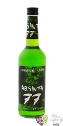 Mystical 77 premium German Absinth 77% vol.   0.50 l
