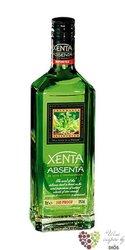 Xenta premium Italian absinth 70% vol.   0.70 l