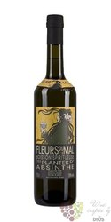 Fleurs du Mal premium French absinth by Picard Provence 55% vol.   0.70 l