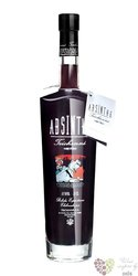 "Absinthe "" Black "" spanish absinth Teichenné 80% vol.  0.50 l"