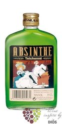 "Teichenné "" Green "" Spanish absinth 70% vol.  0.35 l"