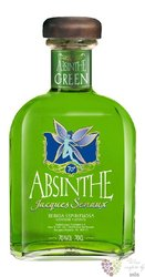 "Jacques Senaux "" Green "" Spanish absinth by Teichenné 70% vol.    0.70 l"