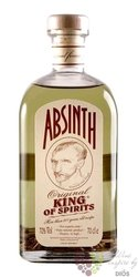 King of spirits Czech absinth by L´or special drinks 70% vol.    0.70 l