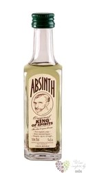 "Absinth "" King of spirits "" Czech spirits by L´or special drinks 70% vol.  0.05l"