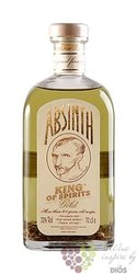 "King of spirits "" Gold "" Czech absinth by L´or special drinks 70% vol.   0.70 l"