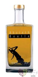 Beetle Czech absinth by L´or special drinks 70% vol.    0.70 l