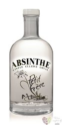 "Petit frere "" Pure "" Czech absinth by L´or special drinks 58% vol.   0.05 l"