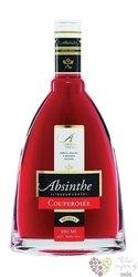 """Absinthe """" Couperosée """" Czech absinth by Metelka 60% vol.    0.50 l"""