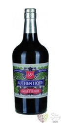 Authentique verte French absinth by Emile Pernot 65% vol.    0.70 l