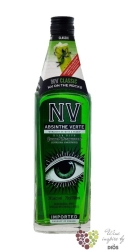 "la Fée verte "" NV "" original French absinthe 38% vol.   0.70 l"