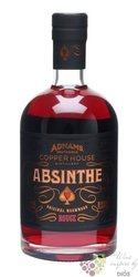 "Adnams Southwold copper house "" Rouge "" british absinth 66% vol.   0.50 l"