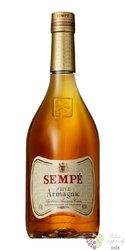 """Sempé """" Fine """" Armagnac Aoc 40% vol.  0.70 l"""