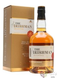 Irishman single malt Irish whiskey 40% vol.  0.70 l